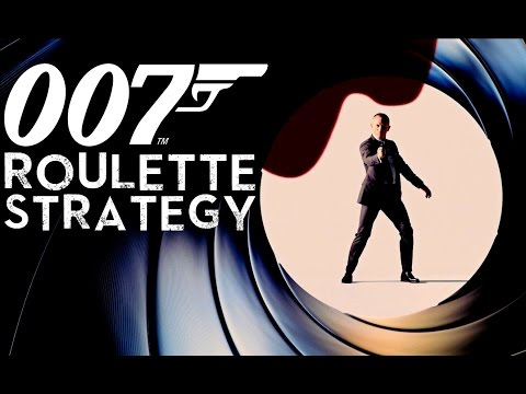 Video Roulette james bond strategy odds