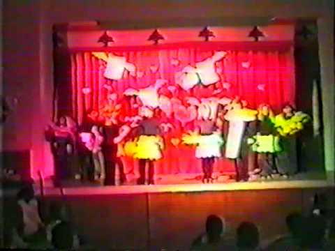 T.E.S School 2004 Tripoli , Lebanon  : Yasmine Captan Junior