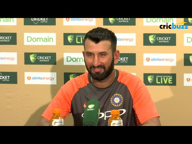 Our top-order should have batted better but we'll learn from our mistakes  - Cheteshwar Pujara