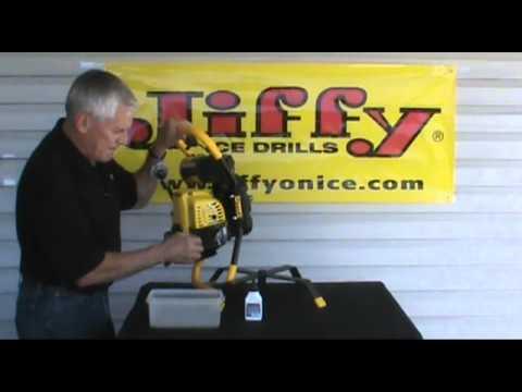 Video 95_JIffy PRO4 Lite Oil Change Procedure