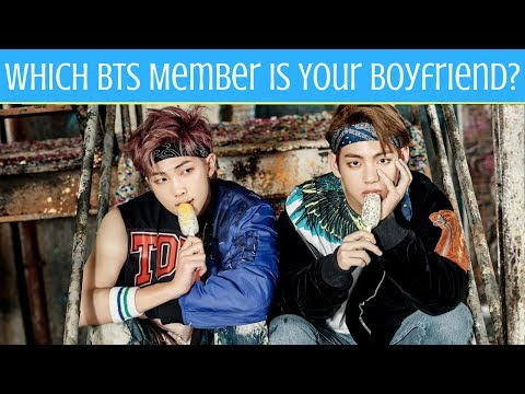 Which BTS Member Is Your Boyfriend? | Personality Test
