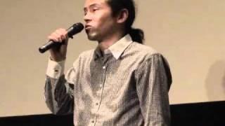 ブリリアショートショートシアターに脇役物語の緒方監督が舞台挨拶来場...