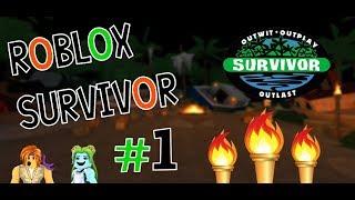 ROBLOX SURVIVOR :: :o first to go?!?!?!