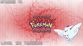 "Roblox Project Pokemon Nuzlocke Challenge - #41 ""Level 100 Togekiss!"" - Live Commentary"