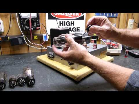 Care & Cleaning Of Vacuum Tube Audio Amplifiers & Amateur Ra