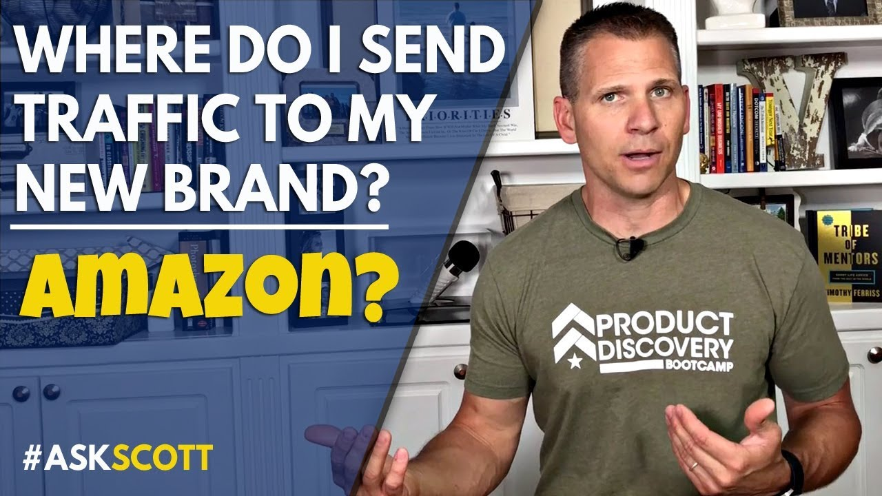 Where Do I Send Traffic To? My eCommerce Store or Amazon?