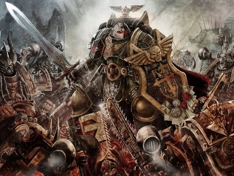 The Holy Crusaders - Black Templar Tribute - PowerWolf - In The Name Of God