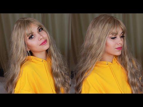 Крутой ПАРИК с AliExpress | Из брюнетки в блондинку! 😯