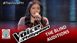 "The Voice of the Philippines Blind Audition ""Sabihin Mo Na"" by Shaira Cervancia (Season 2)"