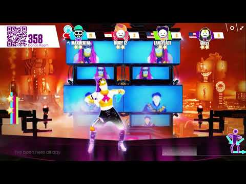 Just Dance Now! Side To Side