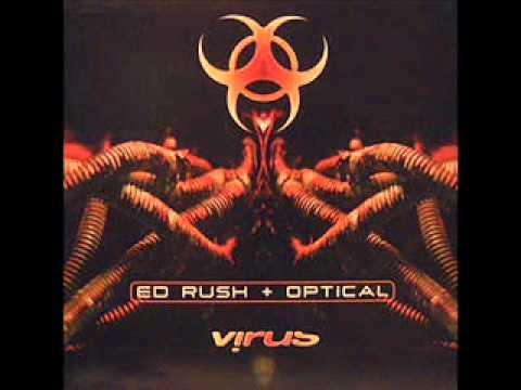 Ed Rush & Optical - Gas Mask
