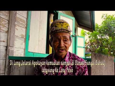 Suku Dayak Kenyah Umaq' Kulit Jelarai Selor