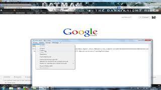 Barre d'outils Google pour Firefox tuto