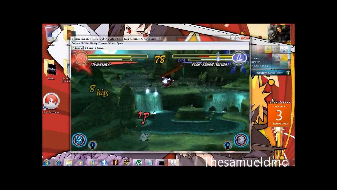 naruto shippuden pc game torrent