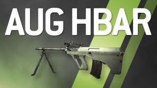 AUG HBAR - Modern Warfare 2 Multiplayer Weapon Guide