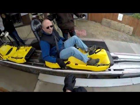Alpine Coaster (HD-POV)-Glenwood Springs, CO