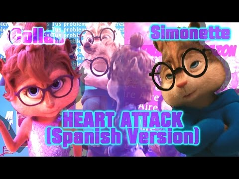Simon & Jeanette -  Heart Attack (Spanish Version) [Collab W/ Sabrina Miller]