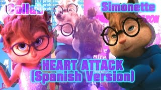 Simon & Jeanette -  Heart Attack (Spanish Version) [Collab W/ Sabrina Miller]