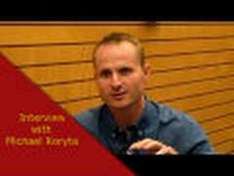 Interview with Michael Koryta - YouTube
