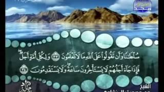 سورة الأعراف للشيخ محمد صديق المنشاوي كاملة ترتيل من قناة المجد