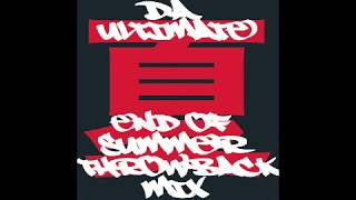 56 Songs from the 90s(and late 80s) you def know! aka Da Ultimate End of Summer Throwback Mix 2012!