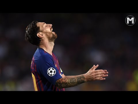 When Football Is Too Easy For Lionel Messi - HD