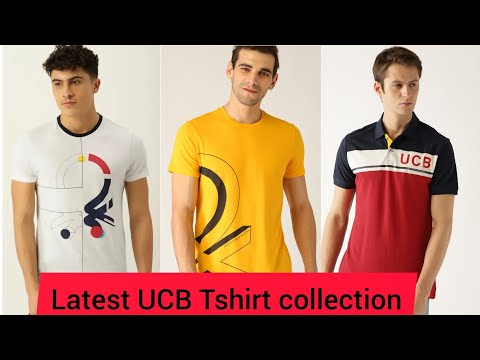Latest Trending United Color Benetton Tshirt Collection