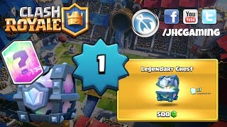Level 1 gets another Legendary Chest Offer + live gameplay in Arena 9