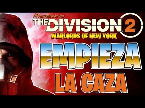 VIVIAN CONLEY COMPLETA! The Division 2 - Warlords Of New York Recalibrado