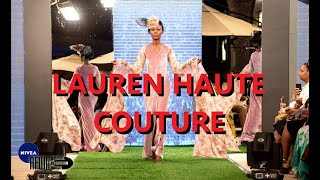 Lauren Haute Couture (Ghana) @ Accra Fashion Week 2019 | Summer Harmattan