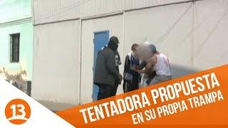 Joven delincuente es intimidado | En su propia trampa | Temporada 2012