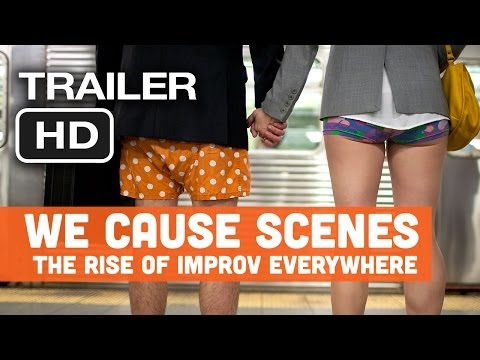 Official Trailer: We Cause Scenes - Buy the Film Today