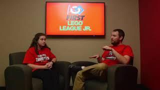 Assistant Coach Ressler FLL Jr. Talk