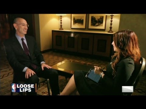 NBA Commissioner Adam Silver - YouTube