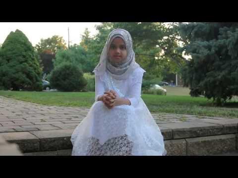 """Labbaik Allahumma Labbaik""nasheed by Maryam"