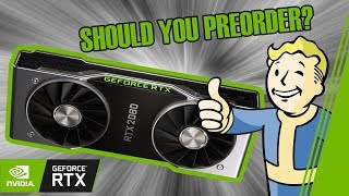 NVIDIA RTX 2080 Ti Performance?! Should You PREORDER...!?