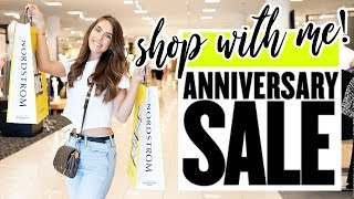 COME SHOPPING WITH ME - NORDSTROM ANNIVERSARY SALE 2018!