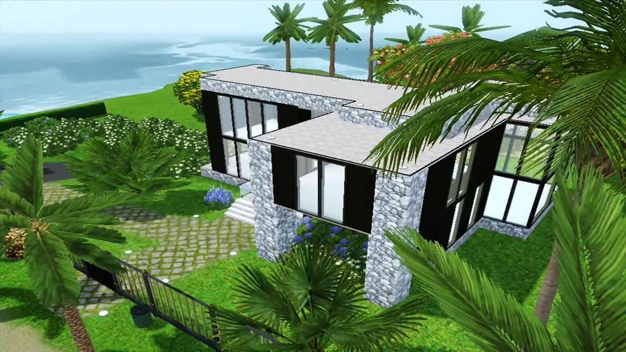 Descargar casa sims 3 casa de lujo los sims 3 youtube - Casas bonitas sims 3 ...