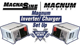 How-To: Setup a Magnum Inverter Charger   Battle Born Batteries