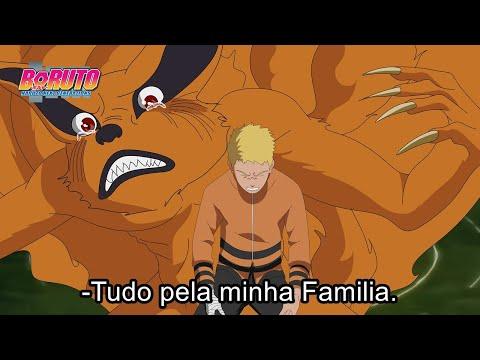 Naruto morre para tentar salvar a vida de Boruto Otsutsuki - Boruto | Naruto