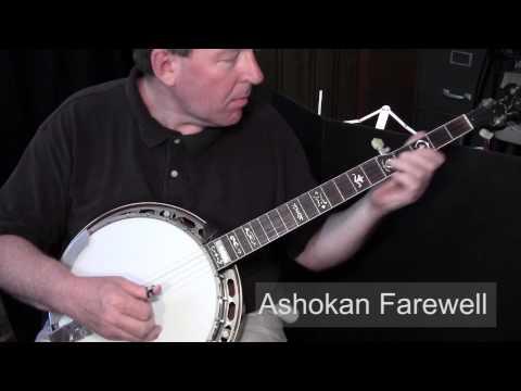 Ashokan Farewell  Tom Adams from the video banjo lesson