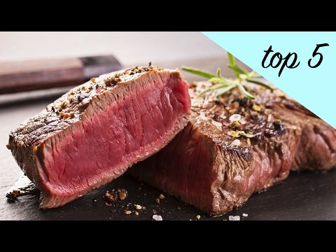 Top 5 High Protein Meats