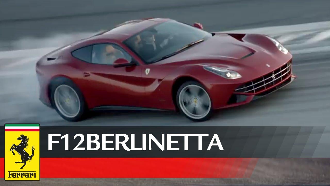 Ferrari F12berlinetta Official Video