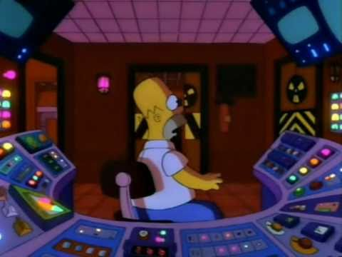How Homer Simpson would stop nuclear meltdowns