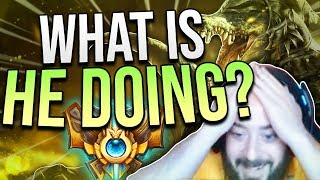 SoloRenektonOnly - [DAY 51] MY JUNGLER LETS ME DOWN ONCE AGAIN... [HELP ME]