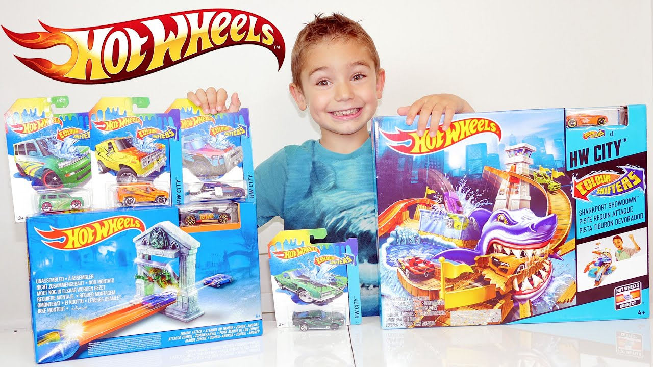 jeu piste requin hot wheels zombie sharkport showdown zombie youtube. Black Bedroom Furniture Sets. Home Design Ideas