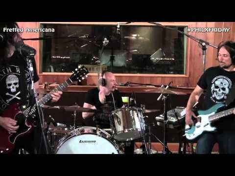 Black Sabbath's Fairies Wear Boots Cover by Phil X (Bon Jovi) and The Drills