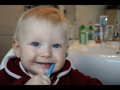 #صحتك_تهمنا - الإهتمام بـ #صحة الفم والأسنان من بداية الولادة الى عمر سنتين  - نشر قبل 36 دقيقة