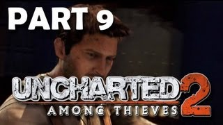Uncharted 2: Among Thieves Part 9: To Nepal (Road to PS4)