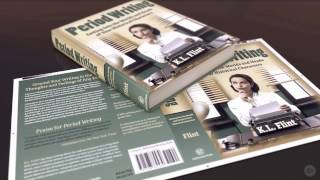 Designing a Book Cover and Spine in InDesign [Trailer]
